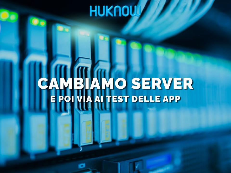 nuovi server