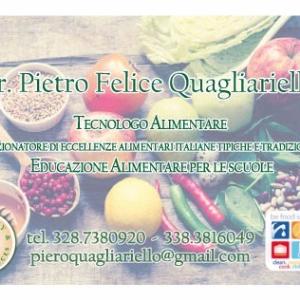 Piero Quagliariello tecnologo alimentare