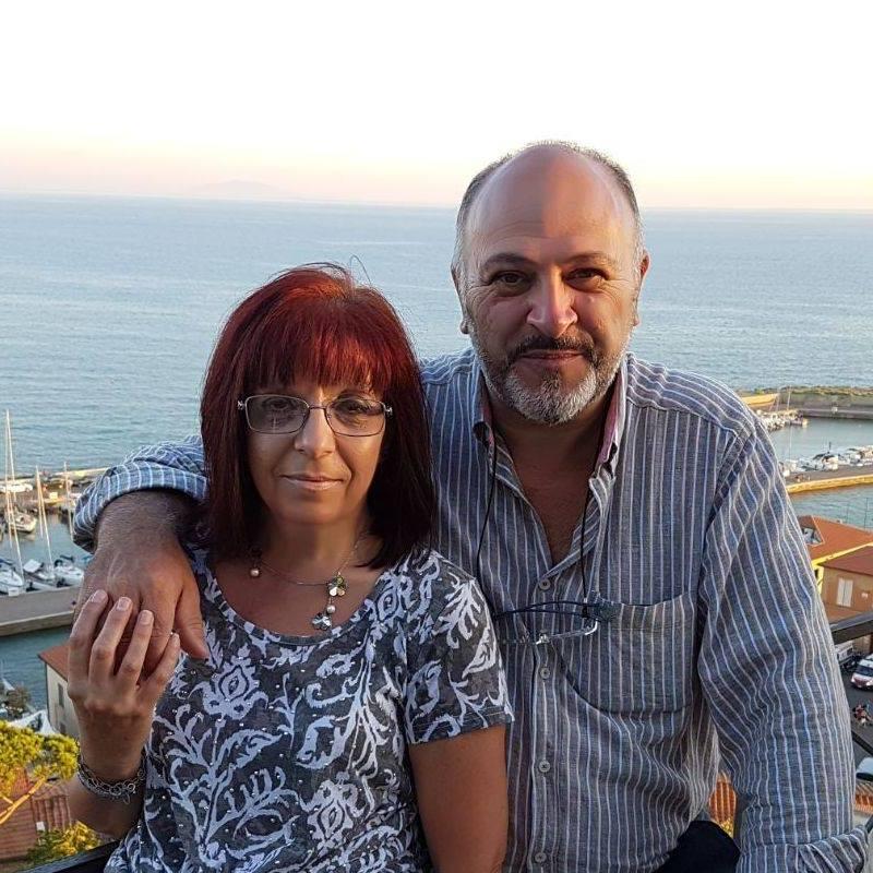 Antonio e Antonella Rossi Networker